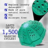 Zoom IMG-1 sfera da lavaggio per lavatrice