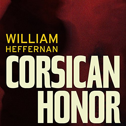 Corsican Honor audiobook cover art
