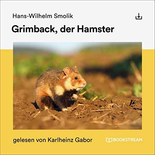 Grimback, der Hamster cover art