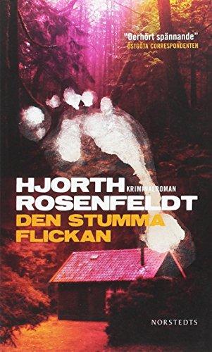 Den Stumma flickan (Sebastian Bergman, Band 4)