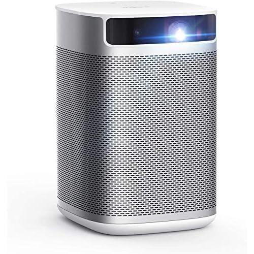 Proiettore, XGIMI MOGO Pro, proiettore portatile da 300 lumen ANSI, 1080p Full HD Videoproiettore LED, Android TV 9.0, YouTube e oltre 4000 app, Wifi e Bluetooth