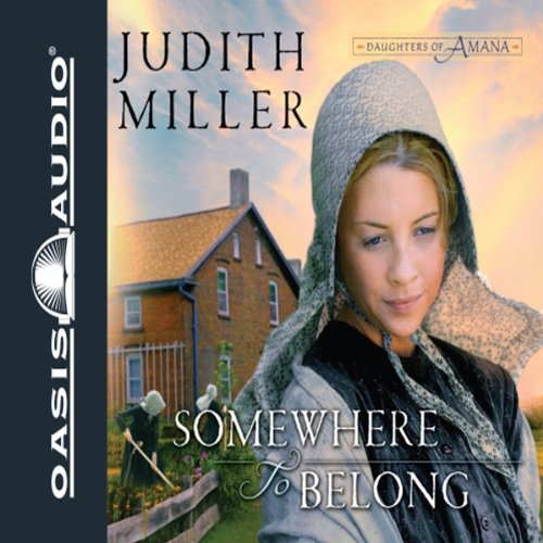 Somewhere to Belong audiobook cover art