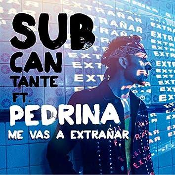 Me Vas a Extrañar (feat. Pedrina)