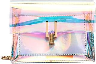 Linkay Damen Tasche, Handtasche Neuer HeißEr Verkauf Wild Transparente UmhäNgetasche Strandtasche Rucksack Mode 2019
