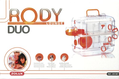 ZOLUX Rody Lounge DUO Orange