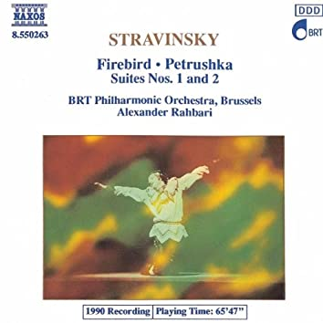 STRAVINSKY: Firebird (The) / Petrushka / Suites Nos. 1 and 2