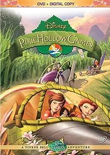 tinkerbell games pixie hollow disney