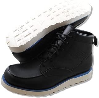 Mens Kingman Closed Toe Ankle Fashion Boots, Black, Size 14.0