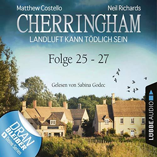 Cherringham - Landluft kann tödlich sein, Sammelband 9 Titelbild