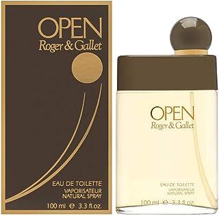 Open by Roger & Gallet for Men 3.4 oz Eau de Toilette Spray