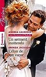 Un serment inattendu - L'élan de son coeur (Les mariés de Nashville t. 2) (French Edition)