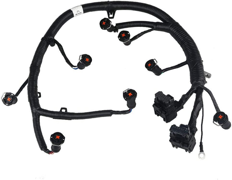 FICM Engine Fuel Injector 公式ストア Complete Wire Harness 引出物 - Replaces Part