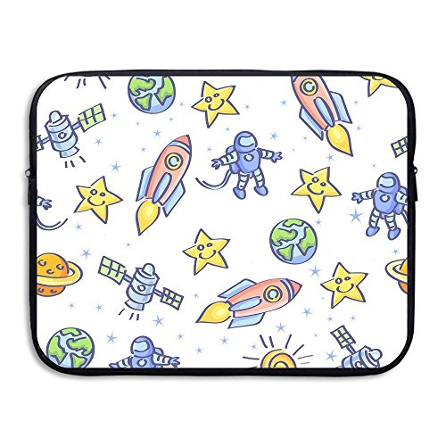 Business Aktentasche Hülle Raumschiff Space Pilot Laptop Hülle Cover Handtasche Für MacBook Pro Air Lenovo Samsung, 15inch