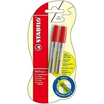 Minen zum Nachfüllen STABILO EASYergo 1.4 Nachfüllminen 6er Pack HB Bleistift