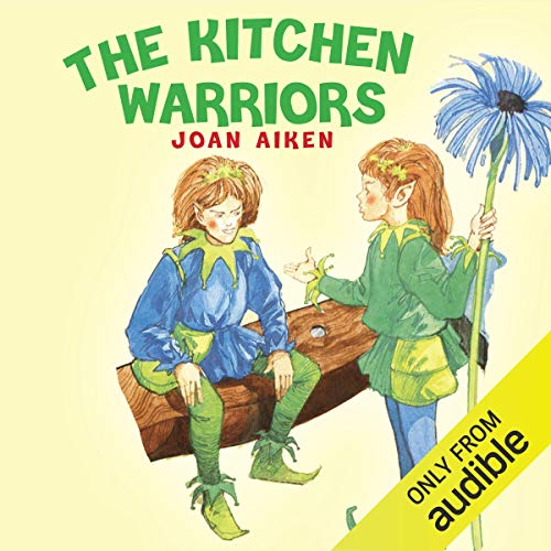 Couverture de The Kitchen Warriors