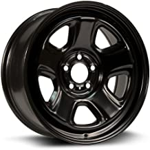 RTX, Steel Rim, New Aftermarket Wheel, 18X7.5, 5X115, 71.6, 20, black finish X48550
