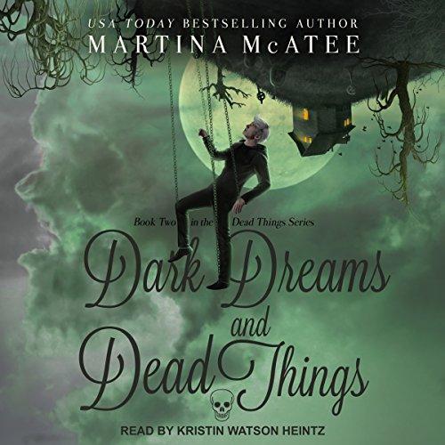 Couverture de Dark Dreams and Dead Things