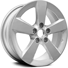 Partsynergy Replacement For OEM Aluminum Alloy Wheel Rim 16 Inch Fits 2014-2016 Dodge Dart 5-110mm 5 Spokes