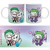 The Good Gift DC Comics - Tazza - 320 ml - Joker - Regalo Perfetto per Regalo Perfetto per Innamorati e Amici