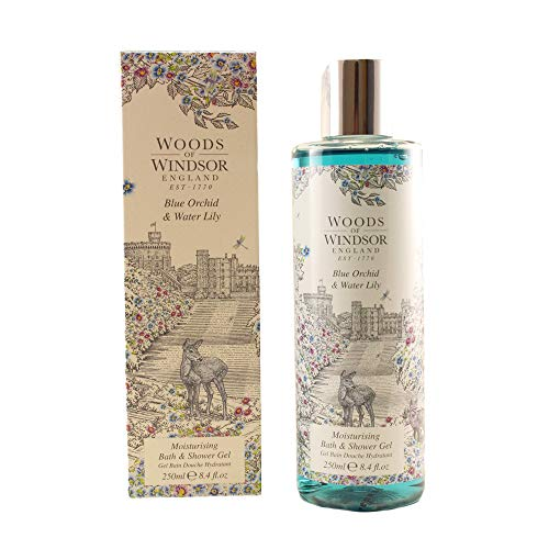Woods of Windsor Blue Orchide & Water Lily Gel Douche 250 ml