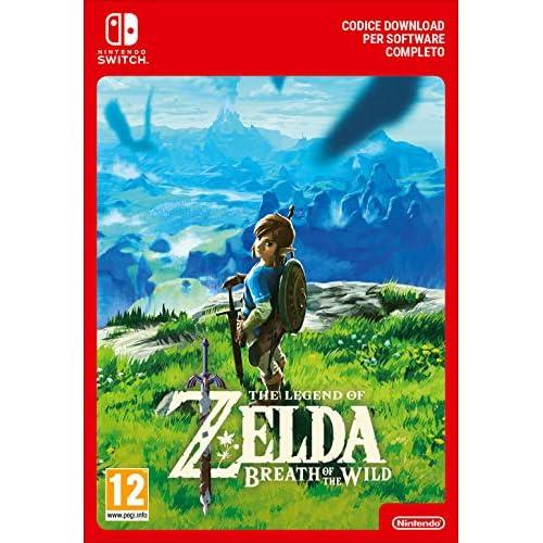 The Legend of Zelda: Breath of the Wild   Nintendo Switch - Codice download