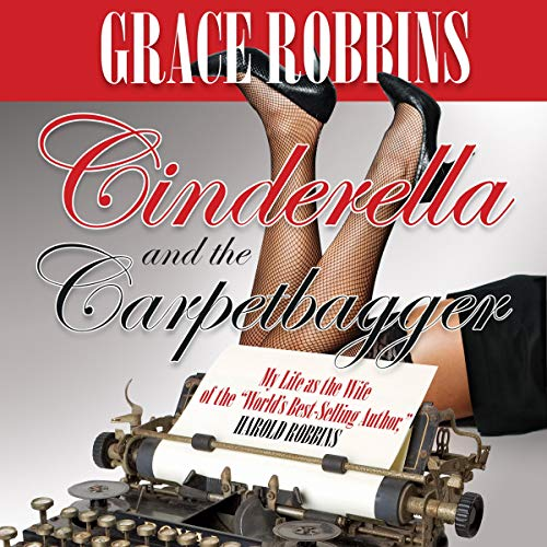 Cinderella and the Carpetbagger audiobook cover art