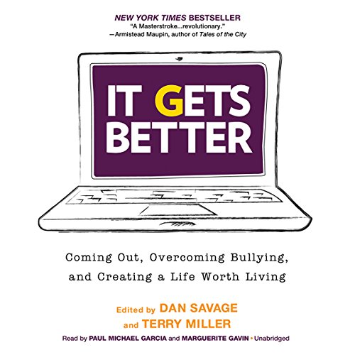 It Gets Better audiobook cover art