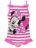 Disney Costume Da Bagno Minnie Mouse Per Bambine E Ragazze {Rosa 4-5 Anni}