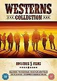 Westerns Collection (5 DVD) [Edizione: Regno Unito] [Import]