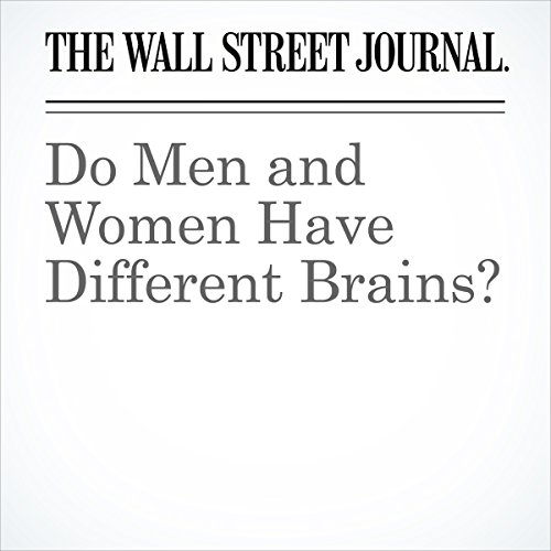 Do Men and Women Have Different Brains? copertina