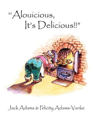''Alouicious, It's Delicious!!'