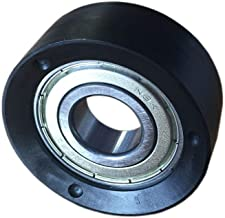 Keiser Fitness Replacement Idler Pulley - Tensioner and Bearing Fits Keiser M3, M3+, M3i, M3Xi Indoor Cycle Bike and M5 Elliptical
