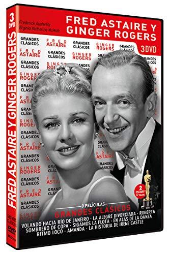 Colección Grandes Clásicos: Fred Astaire y Ginger Rogers (Volanda Hacia Río de...
