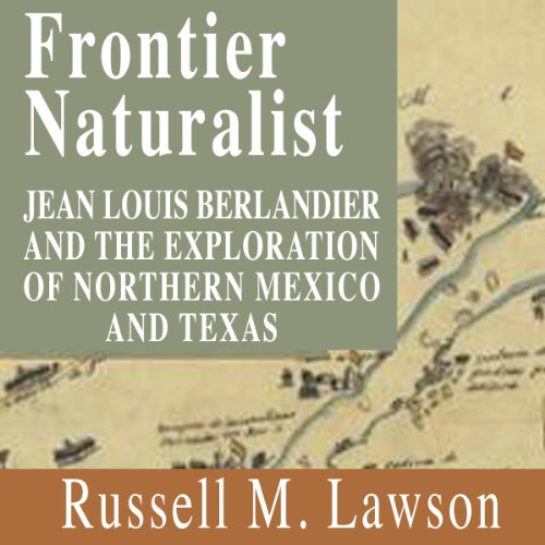 Frontier Naturalist audiobook cover art