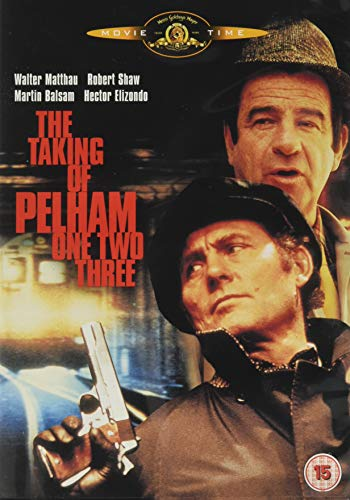 Taking Of Pelham 123 The DVD [Reino Unido]