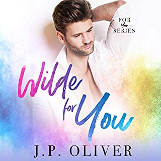 Wilde For You audiobook cover art