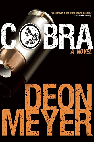 Image of Cobra (Benny Griessel Mysteries)