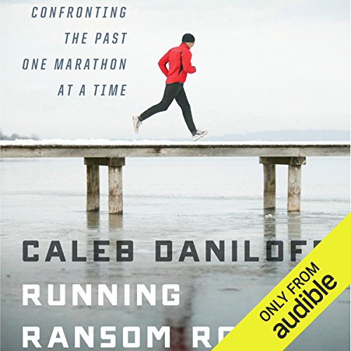Running Ransom Road audiobook cover art