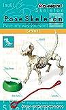 Re-Ment Pose Skeleton Dog (1)