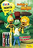 La Abeja Maya. Pintamanía Súper Ceras: El mundo de Maya (La Abeja Maya 3D)