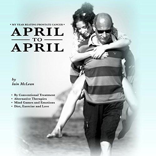 April to April audiobook cover art