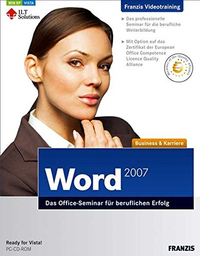 Word 2007 - Office Seminar [import allemand]