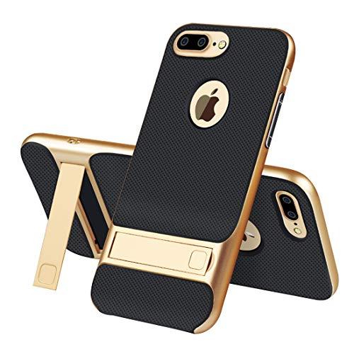 """Zater iPhone 6 Plus Hülle, iPhone 6 Ultra Slim Case Dünn PC Hardcase HandyHülle mit Kratzfest Hart Plastik Schutz Leicht Schale Telefon Tasche für Apple iPhone 6S (Gold, iPhone 6 /6S 4.7"""")"""