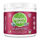 Berry Gen Restore (1) Dual Action Collagen & Antioxidants, Grass-Fed Collagen Peptides, Great Tasting, Easy to Mix Powder. Colageno Hidrolizado Colageina.