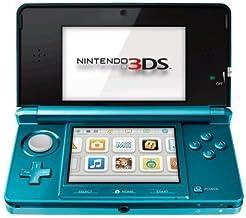 Nintendo 3DS Aqua Blue (تمدید شده)