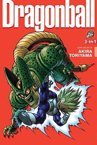 Dragon Ball (3-in-1 Edition) Volume 11