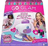 Cool Maker, Go Glam Macchina Decora Unghie per Manicure e Pedicure, con 5 Decorazioni e Ventolina, Dagli 8 Anni - 6054791