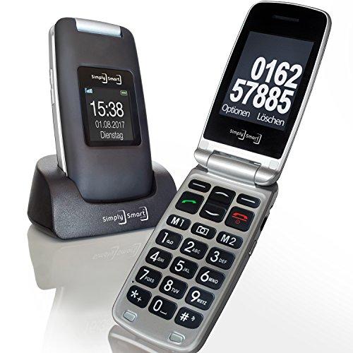 Simply Smart Großtasten Mobiltelefon Bild