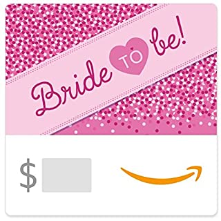 Amazon eGift Card - Bride to Be (B06X3WTMQN)   Amazon price tracker / tracking, Amazon price history charts, Amazon price watches, Amazon price drop alerts