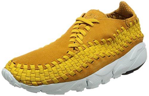Nike Herren Air Footscape Woven NM Sneaker, Hellbraun, 42.5 EU